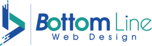 Bottom Line Web Design Dark Logo | Specializing in Vancouver Web Design Firm, WordPress development, SEO, internet marketing, and graphic design services