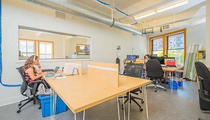 The Amp Coworking Space