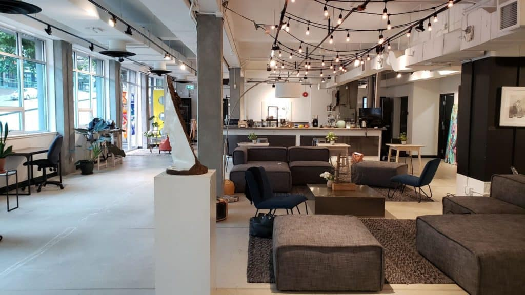 The PROFILE Coworking Business Club